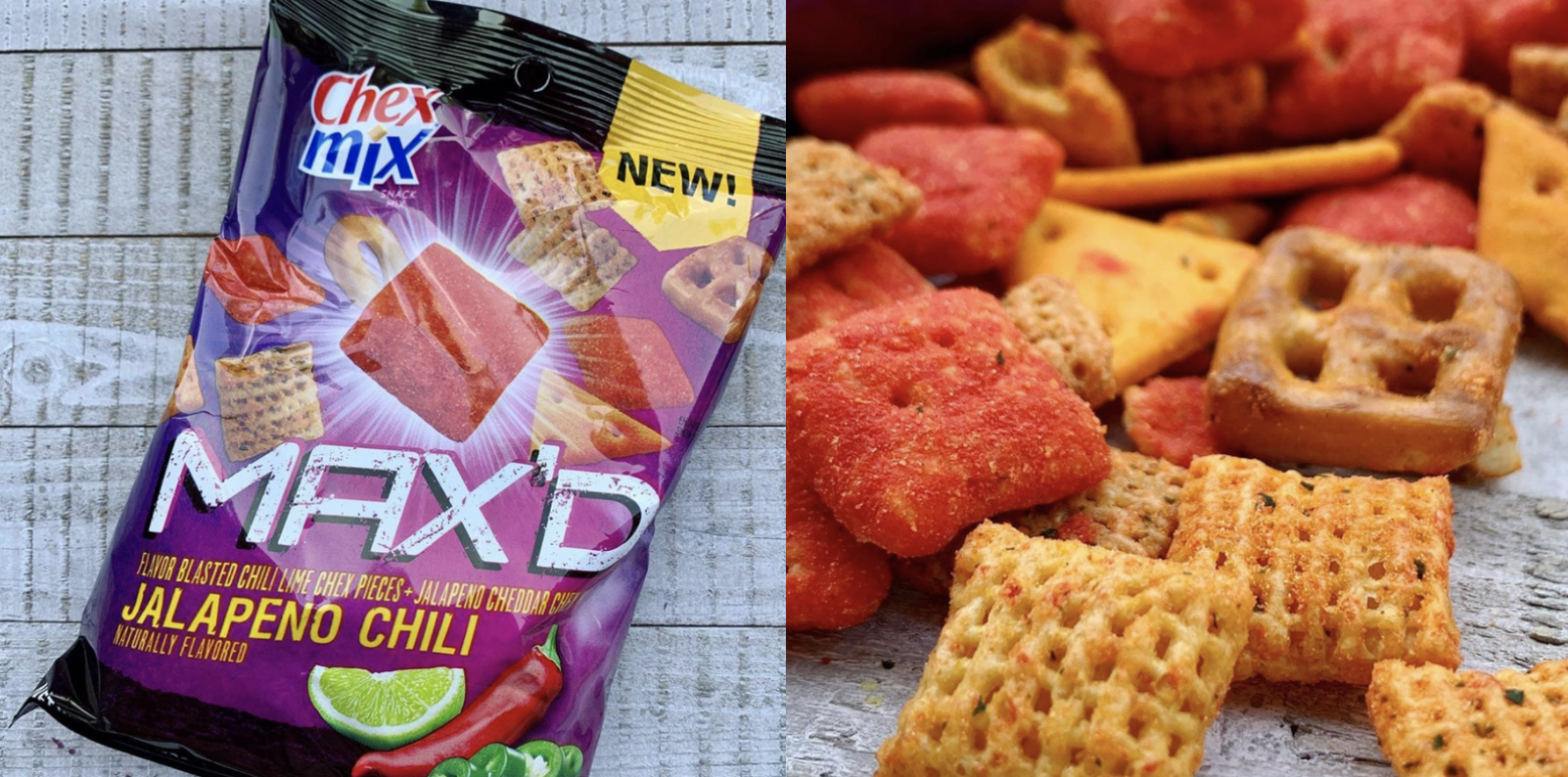 Chex Mix Has A New Spicy Chile Flavor