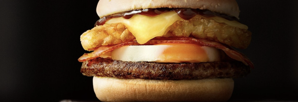Foreign Fast Food Menu Items That'll Make You Jealous