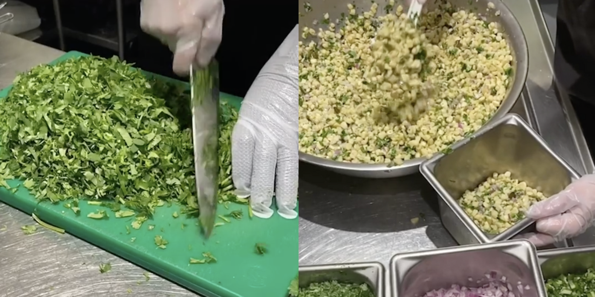 Chipotle Shared Its Corn Salsa Recipe on TikTok so You Can Recreate It at Home