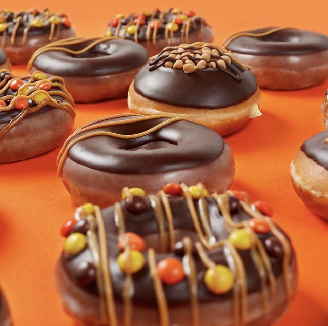 krispy kreme reese's donuts