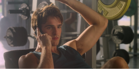 Jacob Elordi Interview Why He Hated Working Out For Kissing Booth