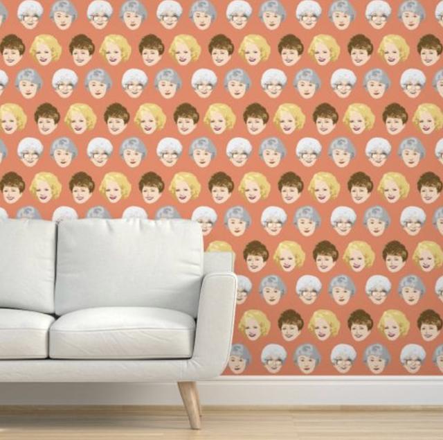 golden girls wallpaper