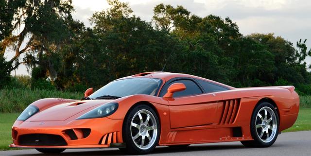 2004 saleen s7 1212 hp