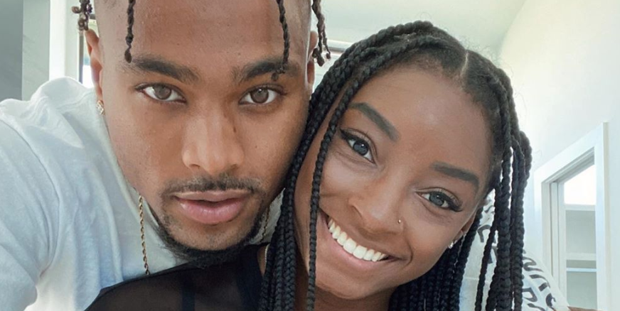 Here's Everything You Need to Know About Simone Biles' Boyfriend Jonathan Owens