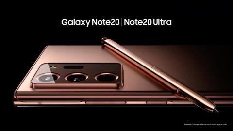 三星推出全新5款galaxy裝置!超美玫瑰金 note 20、tab s7 成最大亮點