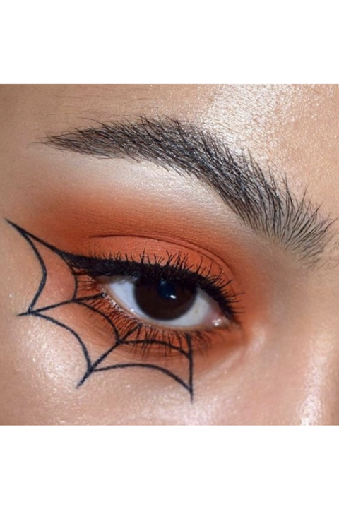 Cute Halloween Eye Makeup.26 Witch Makeup Ideas How To Look Like A Witch On Halloween