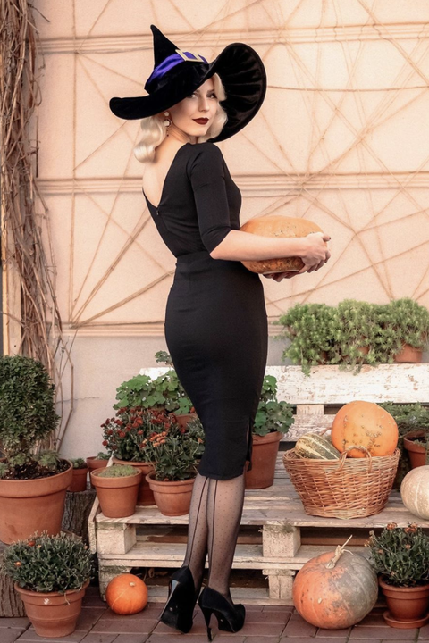 vintage witch