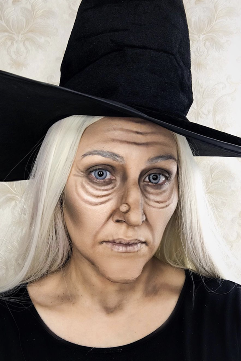 26 Witch Makeup Ideas How To Look Like A Witch On Halloween