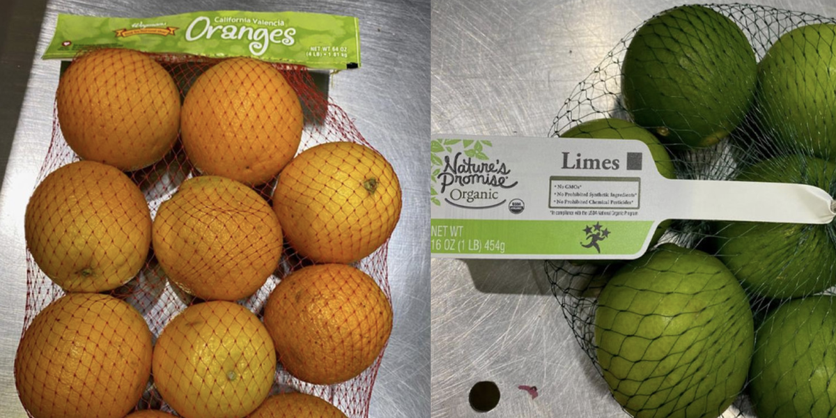 A Recall Has Been Issued on Certain Produce Sold at Wegmans Due to Listeria Fears