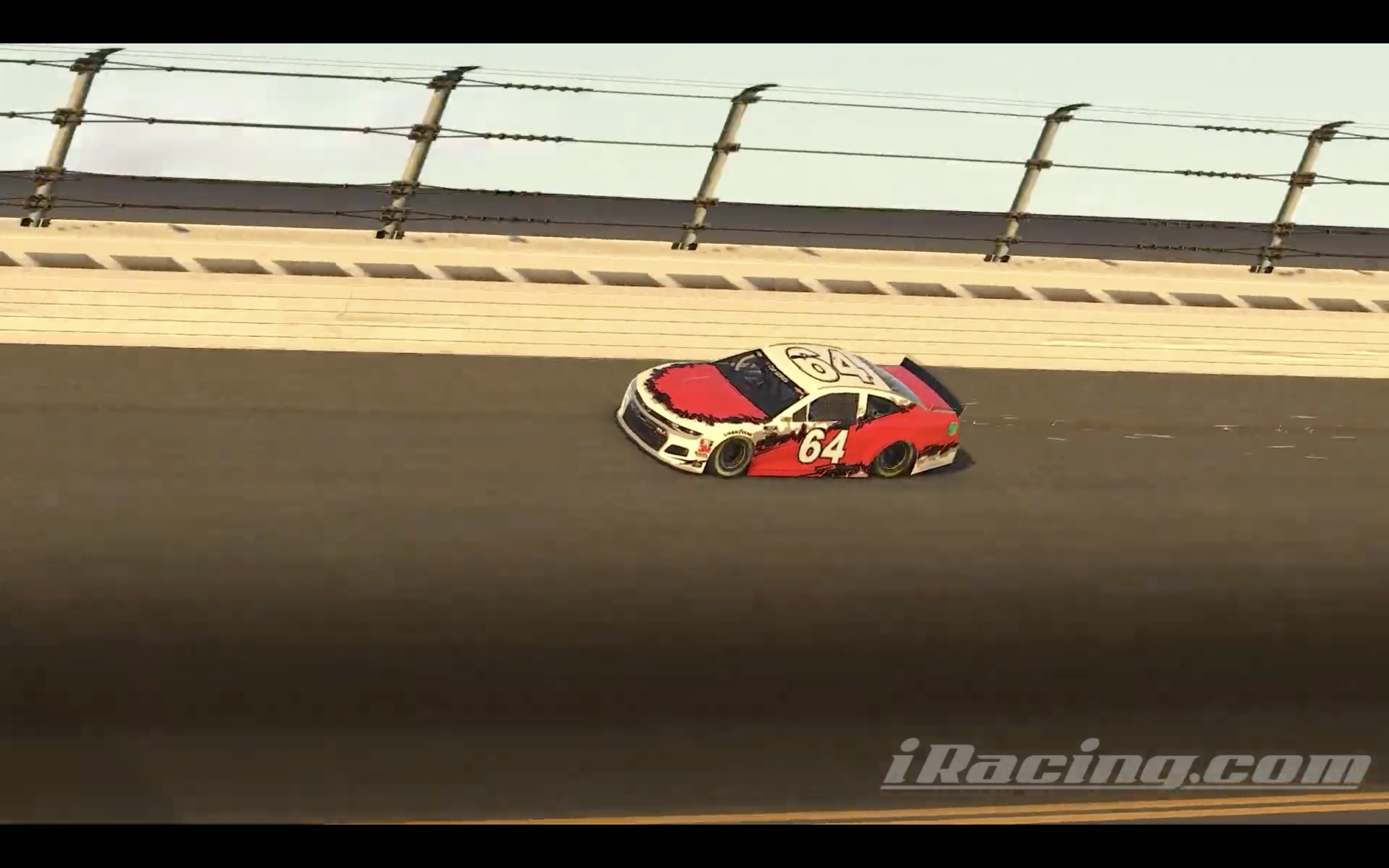 Watch Tommy Kendall Lap the New Daytona NASCAR Road Course in iRacing