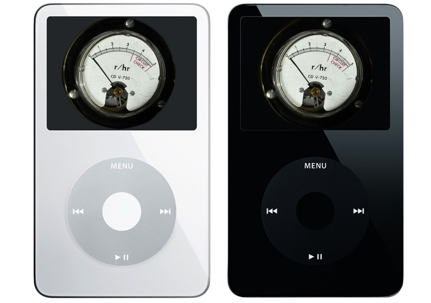 Wait ... Apple Helped the U.S. Government Build a Top-Secret iPod?