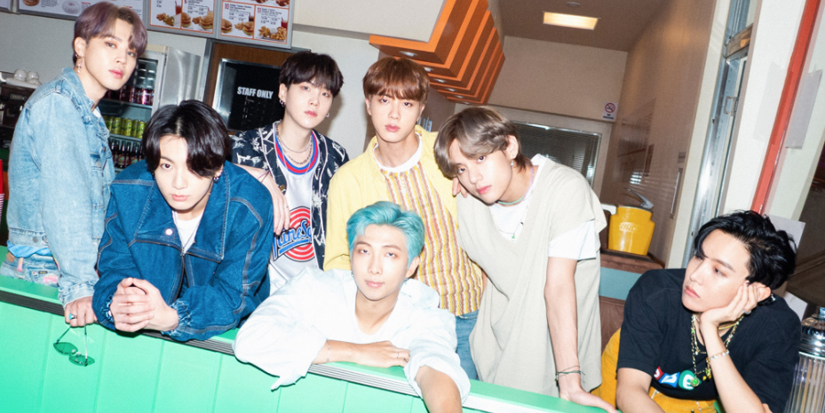 Bts S Dynamite Lyrics Meaning Of First English Song