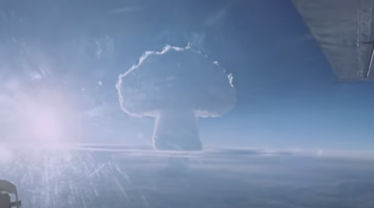 Russia Drops Declassified Footage of the Biggest Nuke of All Time