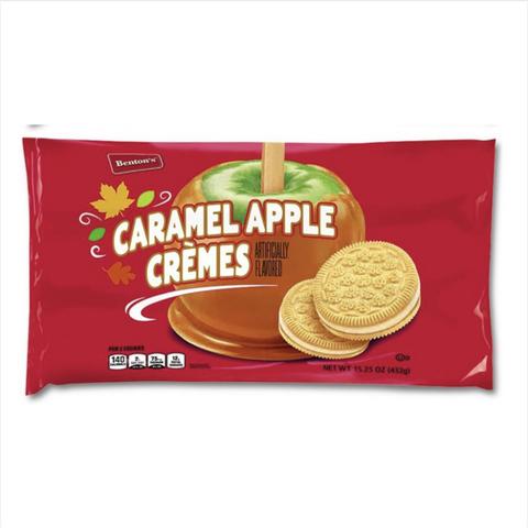 aldi caramel apple cremes