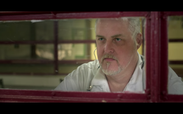 a picture of dale wayne sigler from 'i am a killer released'
