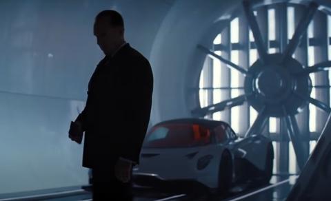 New No Time To Die Trailer Stars Aston Martin Valhalla Dbs Superleggera
