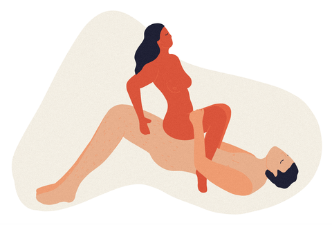 the swing tantric sex position