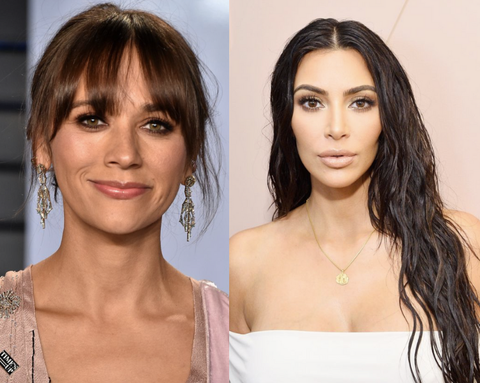 rashida jones and kim kardashian west