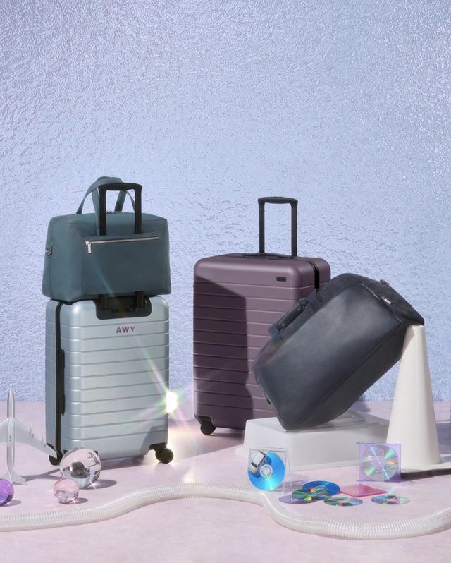 away luggage first ever sale