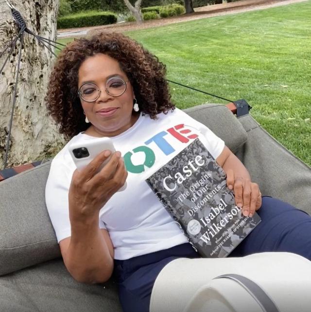 oprah caste podcast