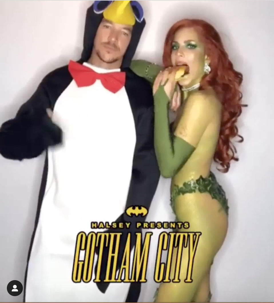 Halsey Halloween Costume 2020 101 Best Celebrity Couples Costume Ideas For Halloween 2020