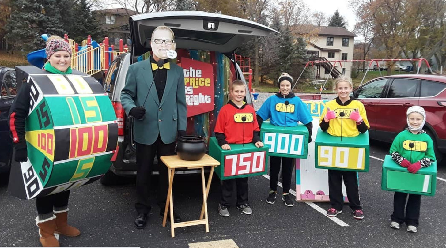 47 Trunk Or Treat Ideas Halloween Inspiration For Cars