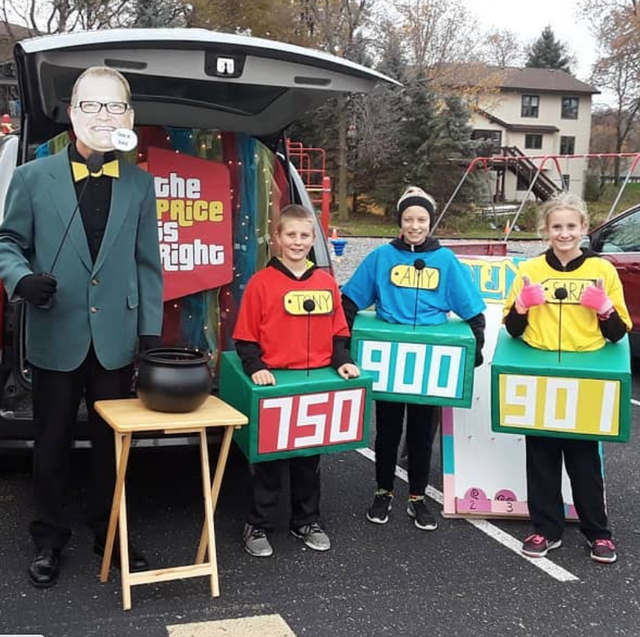 Who Won The Mcdonalds Trick Or Treat Prize On Halloween 2020 47 Trunk or Treat Ideas   Halloween Inspiration for Cars