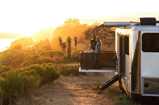 living vehicle recreational vehicle