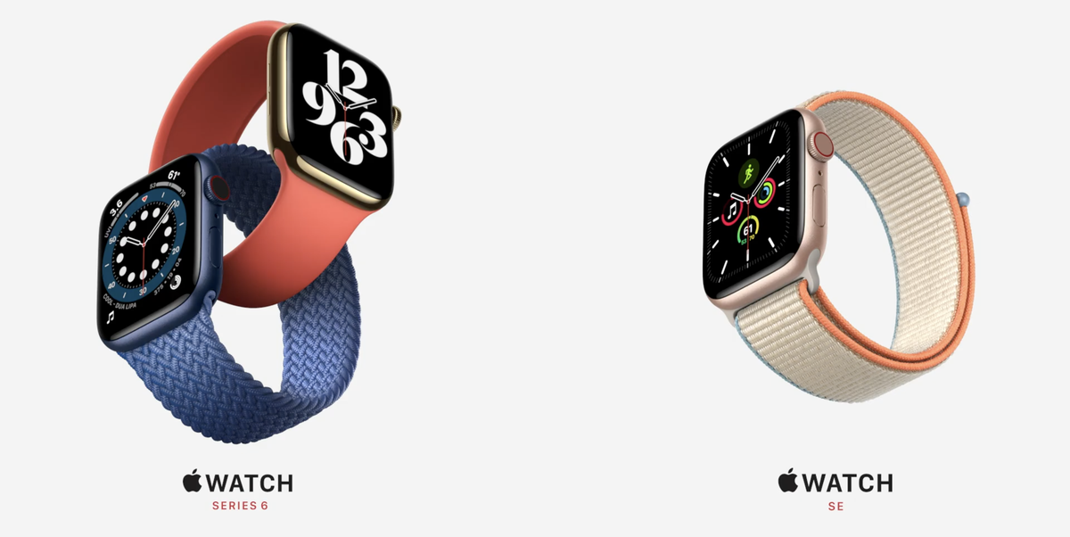 The Apple Watch Series 6: Here's What You Need to Know