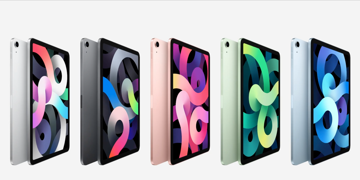 Apple Just Radically Redesigned the iPad Air