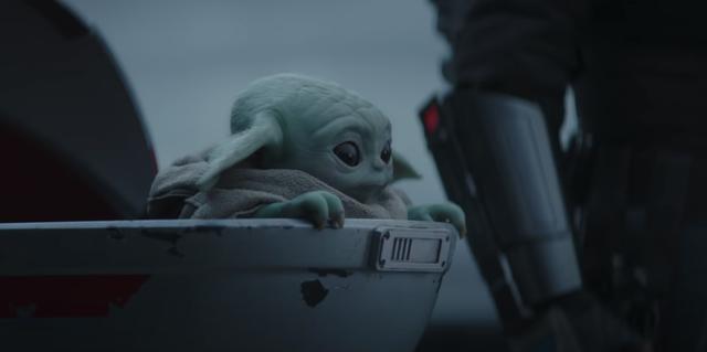 See Baby Yoda Strike Again In 'The Mandalorian' Season 2's First Trailer