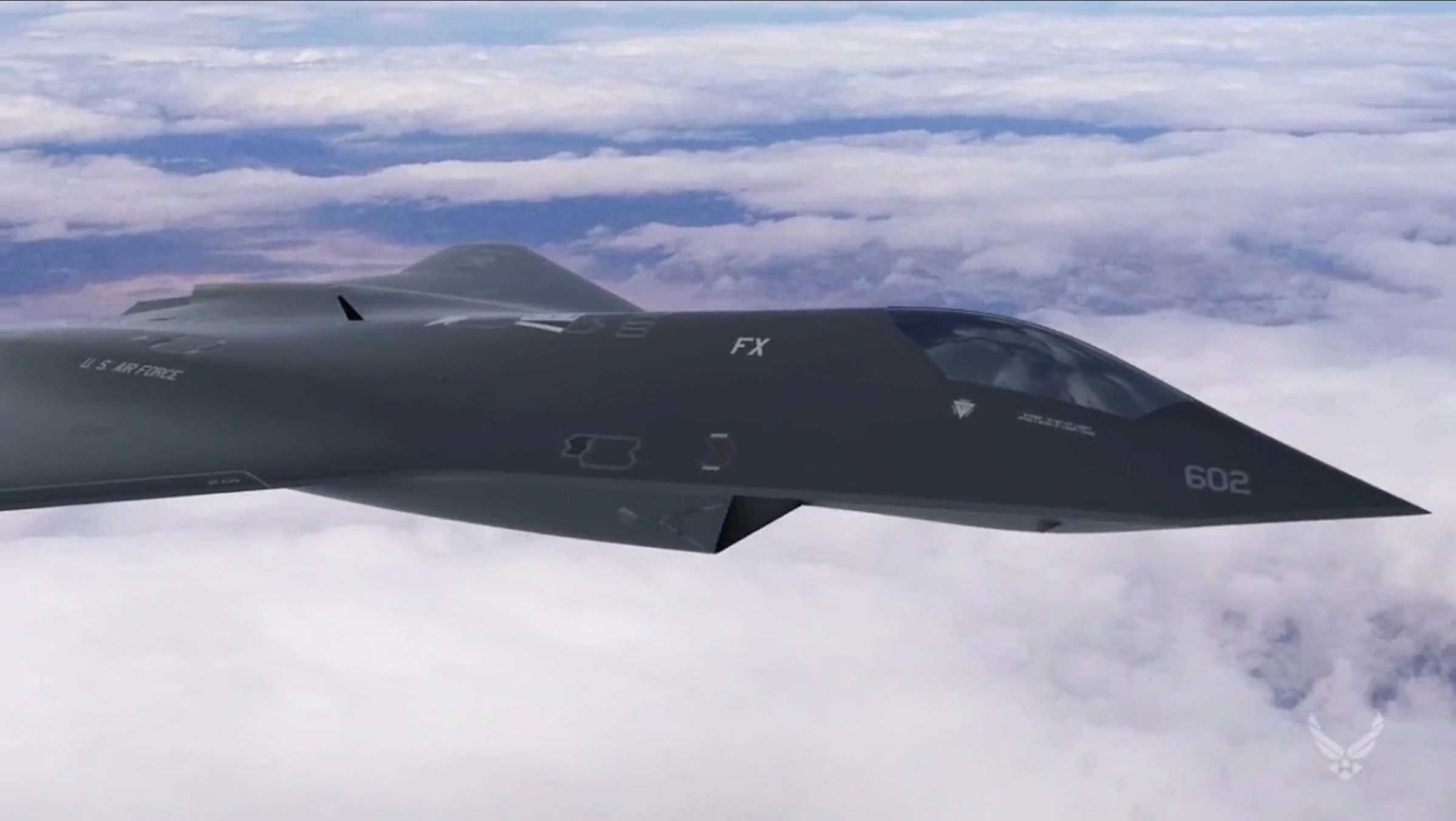 The Air Force Secretly Designed, Built, and Flew a Brand-New Fighter Jet