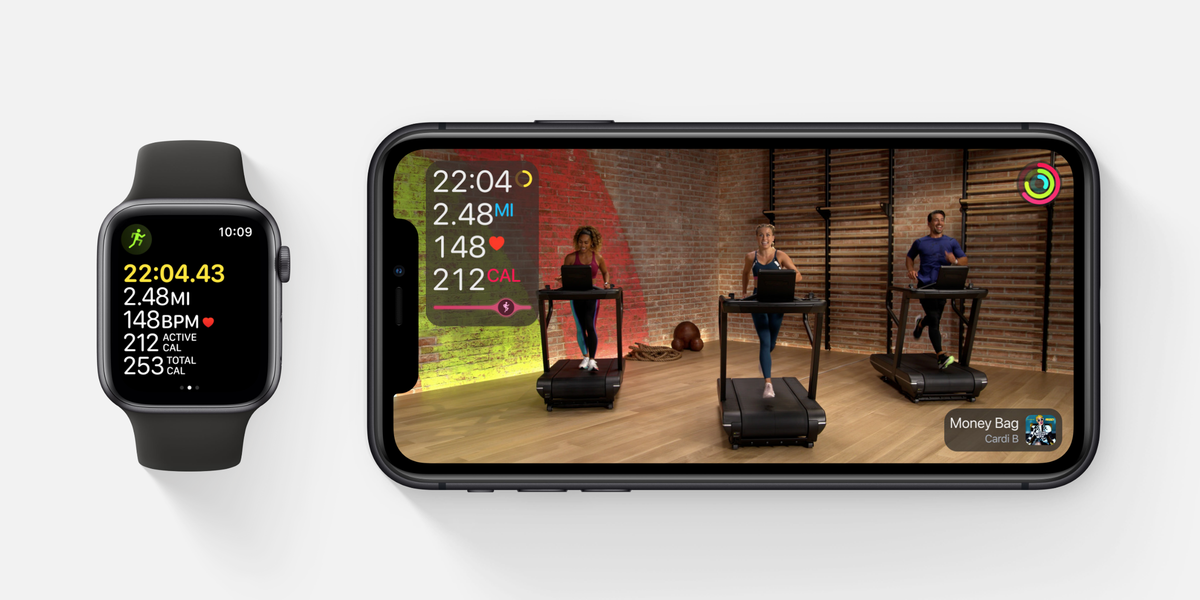 How Does Apple Fitness+ Stack Up to the Competition?