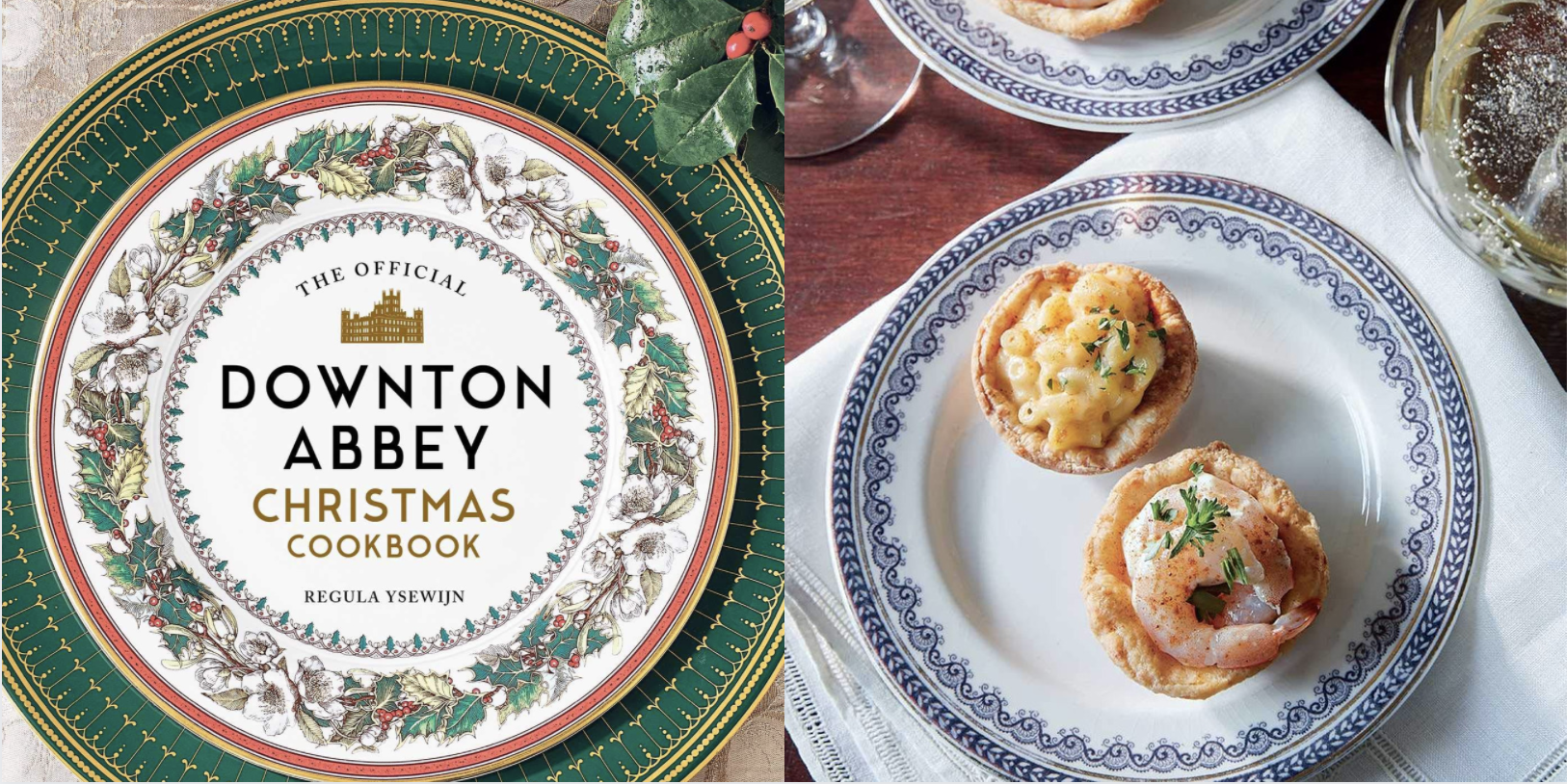A Christmas Cookbook Inspired by 'Downton Abbey' Is Coming and Includes Historically Accurate Recipes