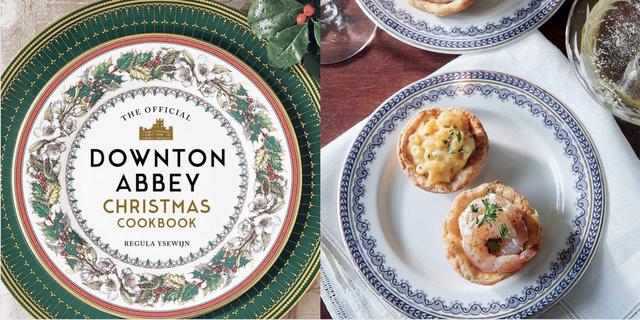 amazon downton abbey christmas cookbook