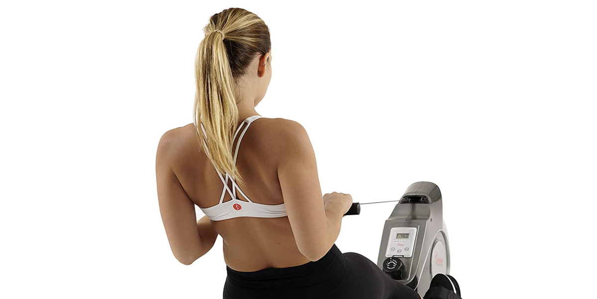 Amazon Has a Great Deal Today on One of Our Favorite Home Rowing Machines