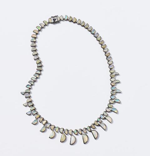 nak armstrong centipede necklace