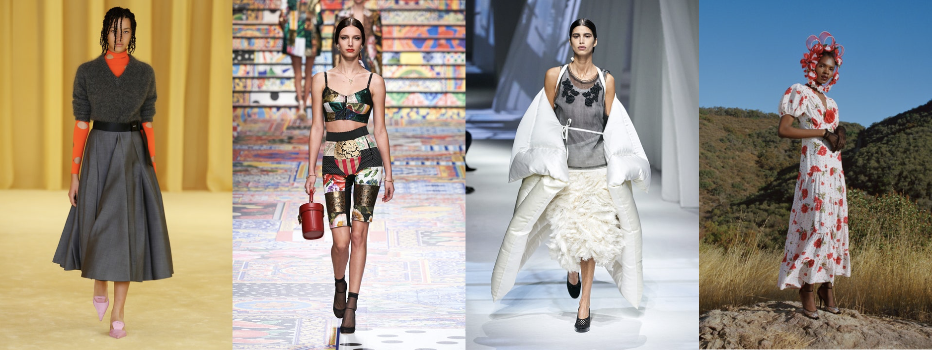Fashion Trends of Spring 8  New Spring 8 Styles to Invest In