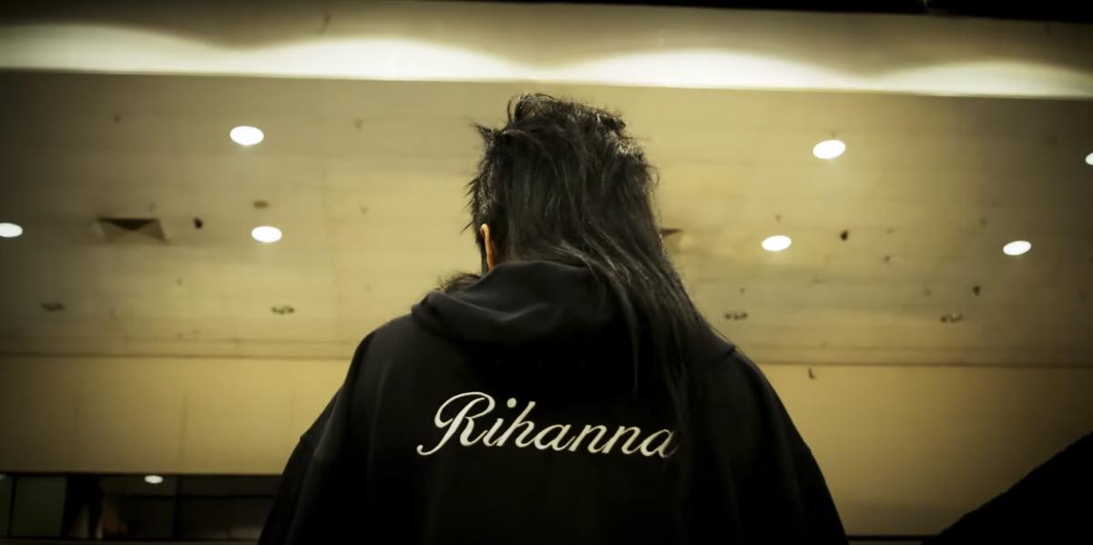 Rihanna Has Mullet Again