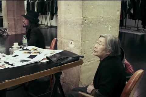 yohji yamamoto, dressmaker