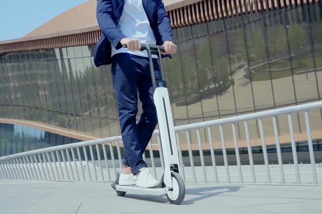 segway kick scooter