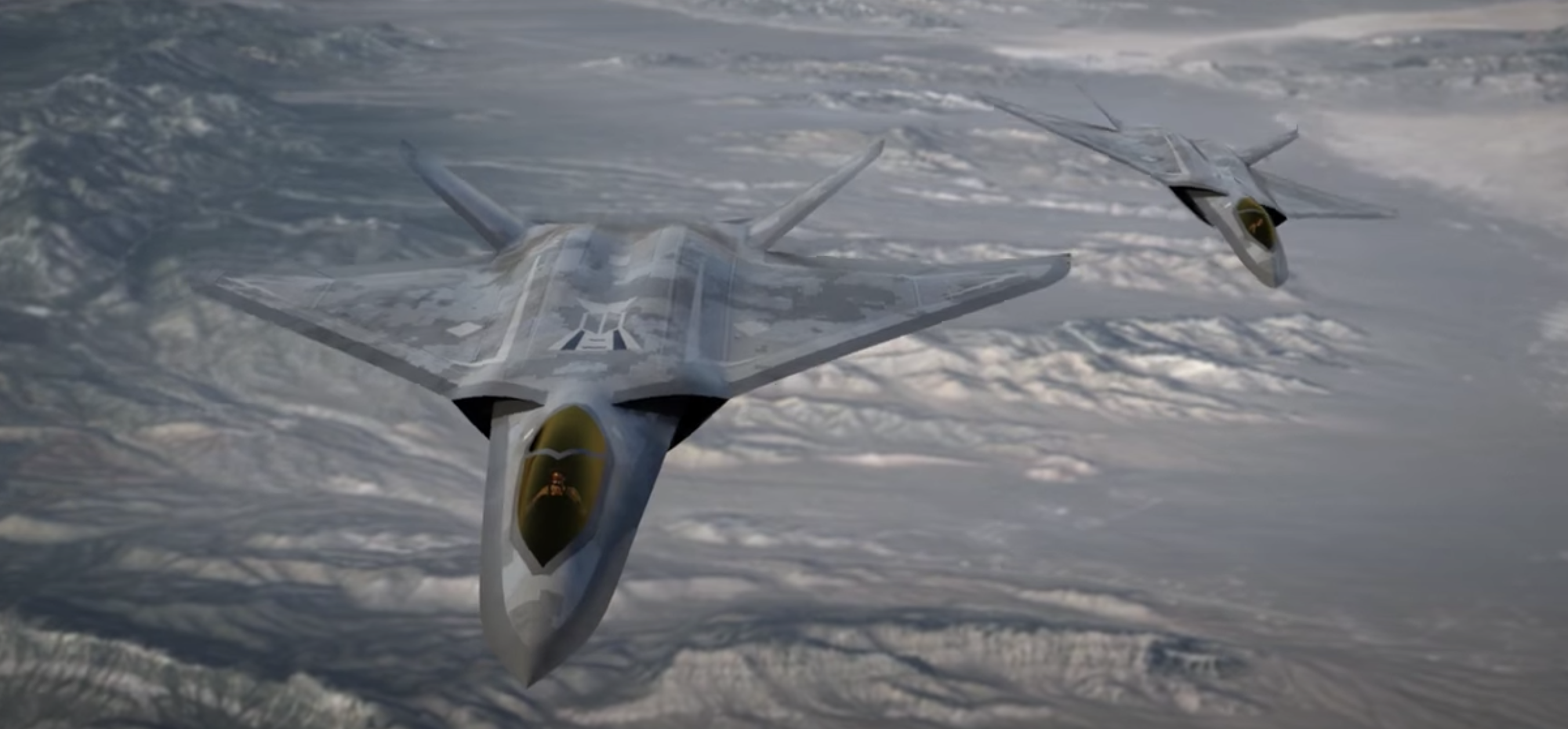 We Could See the Air Force's Secret New Fighter Jet Very Soon