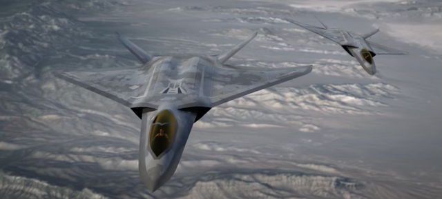 sixth generation fighter concept