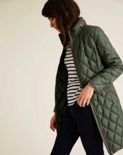 ms quilted coat