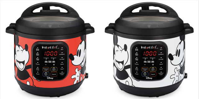 mickey mouse instant pots