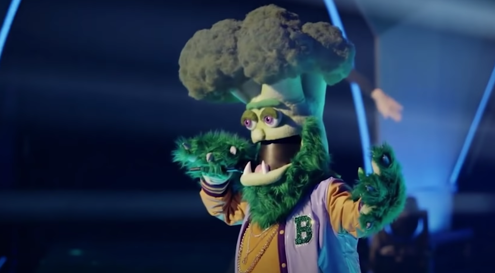 Who Is Broccoli on <em>The Masked Singer</em>?