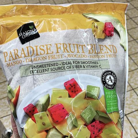 aldi paradise fruit blend