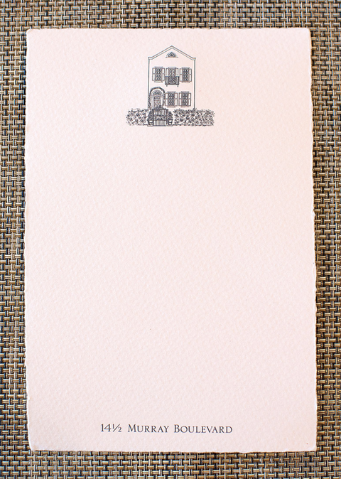 dulles design estate notecards