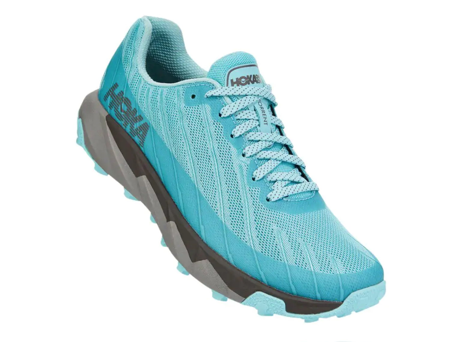 Road and Trail Running Shoe