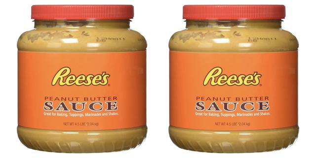 reeses peanut butter sauce